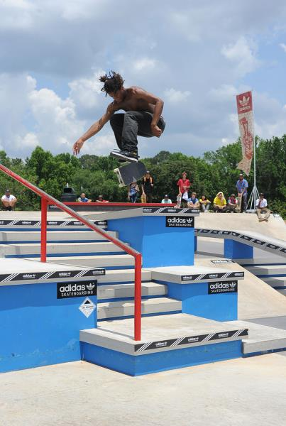 Markus Hardflip at Skate Copa Atlanta