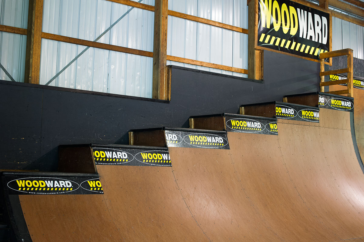 Learn Skateboarding at Woodward Skateboard Camp