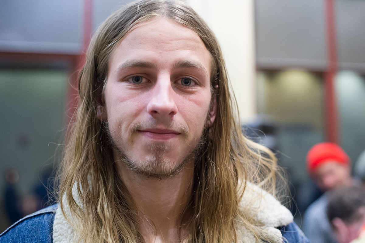 Riley Hawk at Zumiez 100k, The Boardr