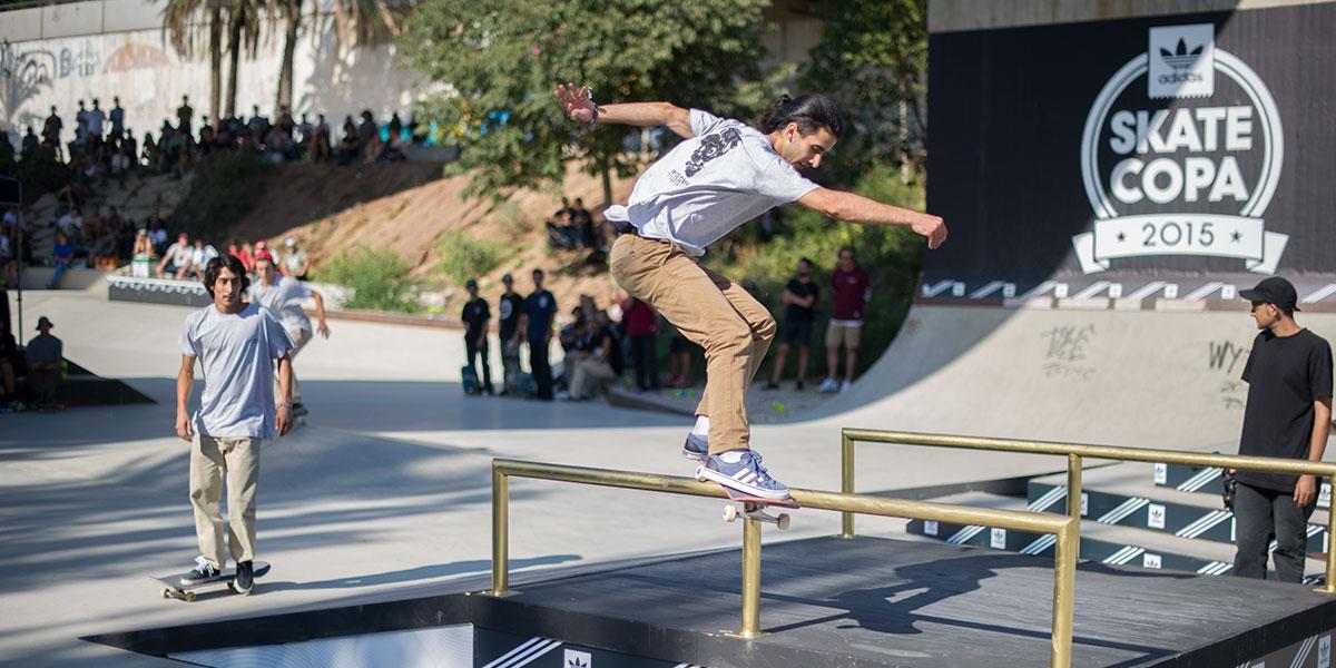 Adidas pattinare copa dettagli al boardr: una compagnia di skateboard