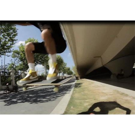 how to get good at skateboarding again