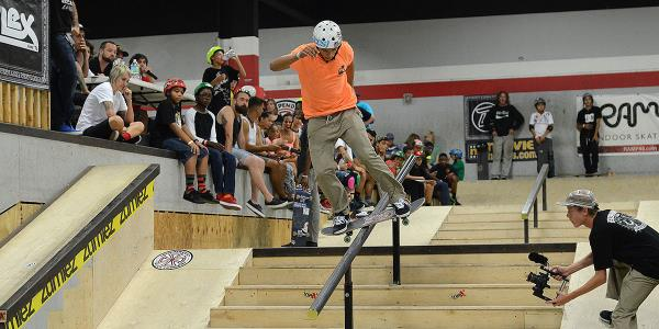 Grind for Life Florida Skateboarding Contest Series