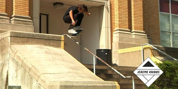 Felipe Gustavo and Jereme Knibbs Ride for The Boardr