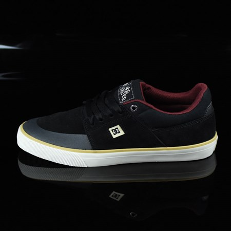Size 11 in DC Shoes Wes Kremer S Shoes, Color: Black, Cream, SE