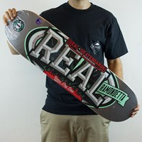 $50.00 Real Peter Ramondetta Stacked Oval Deck