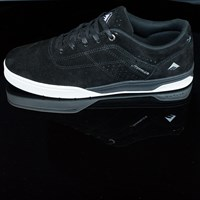 Emerica The Herman G6 Shoes, Color: Black, White in stock.