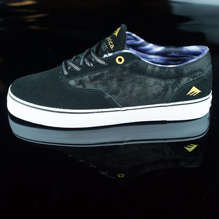 Size 11 in Emerica The Provost Shoes, Color: Black, Grey, White