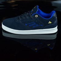 $80.00 Emerica The Reynolds Low Shoes, Color: Dark Navy