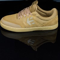 etnies Marana Shoes, Color: Brown, Gum in stock.