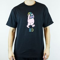 $20.00 3D Bear T Shirt, Color: Black