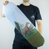 $50.00 Skate Mental John Motta Horse Abduction Deck