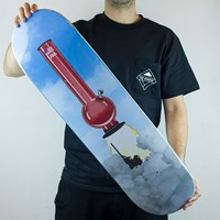 $50.00 Skate Mental Brad Staba Bong Launch Deck