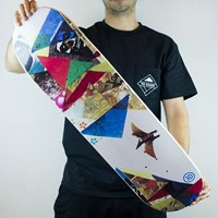$50.00 3D Brian Anderson Collage Deck