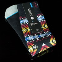 $12.00 Stance Sunchild Socks, Color: Black, Black