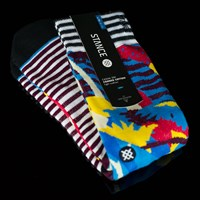 $14.00 Stance Polly Socks, Color: Turquoise