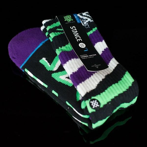 Stance Socks Lizard King Stance Lizard King Socks Green