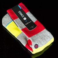 $12.00 Stance Galley Socks, Color: Grey