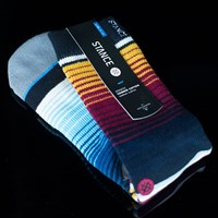 Stance Rancho Socks, Color: Blue in stock.