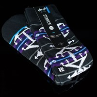$10.00 Stance Chris Cole Socks, Color: Black