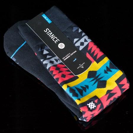 Stance Reservation Socks Black