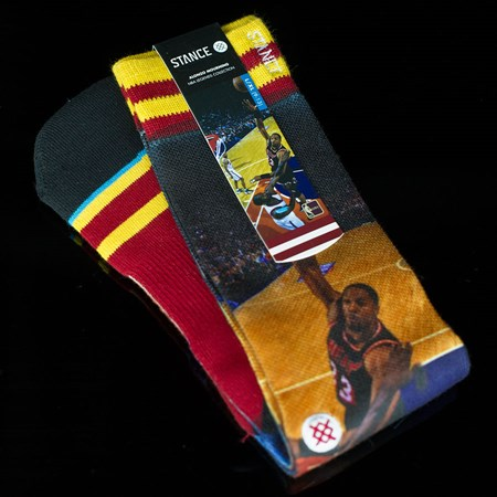 Stance Alonzo Morning Socks Black