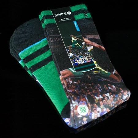 Stance Shawn Kemp Socks Green