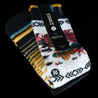 $14.00 Stance Pidgin Socks, Color: White