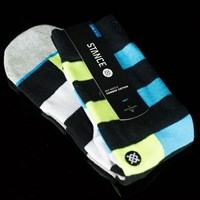 $10.00 Stance Mason Socks, Color: White