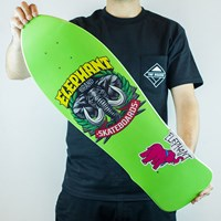 $50.00 Elephant Street Axe OG Mini Deck, Color: Green