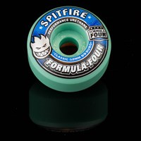 $30.00 Spitfire Wheels Formula Four 99D Wheels, Color: Mint