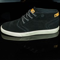 Huf Mercer Shoes, Color: Black, Cream in stock.