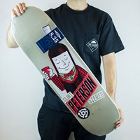 Stereo Clint Peterson Mascot Deck in stock.