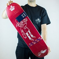 Stereo Kyle Lepper Mascot Deck in stock.