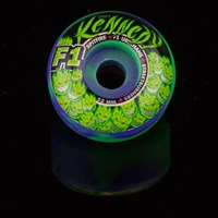$30.00 Spitfire Wheels F1 Street Burners Cory Kennedy Trunk Kush Wheels, Color: Swirl