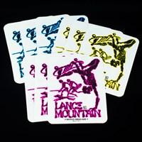 Bones Brigade Lance Mountain Future Primitive Sticker, Color: Assorted
