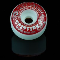 $30.00 Spitfire Wheels F1 Street Burners Andrew Reynolds Blazing Hot  Wheels, Color: White