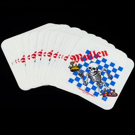 Bones Brigade Rodney Mullen Chess Sticker Assorted