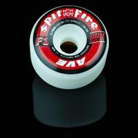 $30.00 Spitfire Wheels F1 Street Burners AVE Slicks 2 Wheels, Color: White