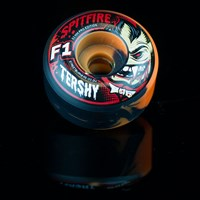 $30.00 Spitfire Wheels F1 Street Burners Raven Tershy Monster Mashups Wheels, Color: Multi