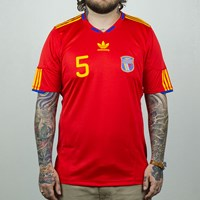 $50.00 adidas Skate Copa Spain Jersey, Color: Poppy