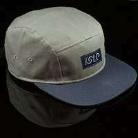 $32.00 Isle  5 Panel Hat, Color: Charcoal, Navy