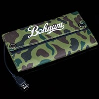 Bohnam Conquest Solar USB Charger, Color: Camo in stock.
