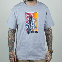 $20.00 Bohnam Tribute T Shirt, Color: Heather Grey