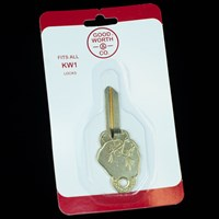 Goodworth and Co Best Wishes Key in stock.