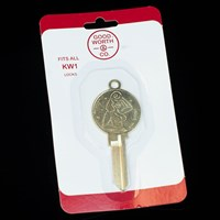 Goodworth and Co Heads And Tails Key in stock.