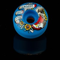 $30.00 Spitfire Wheels Jeff Grosso OG Flash Wheels, Color: Blue