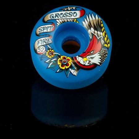 Spitfire Wheels Jeff Grosso OG Flash Wheels Blue