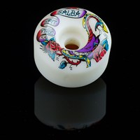 $30.00 Spitfire Wheels Salba OG Flash Wheels, Color: White