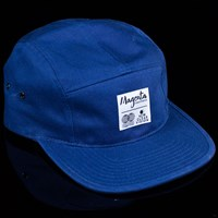 $32.00 Magenta Subdivision 5 Panel Hat, Color: Navy