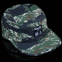 $32.00 Magenta Subdivision 5 Panel Hat, Color: Camo